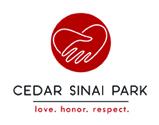 Cedar Sinai Park Logo