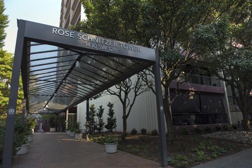 RST Entrance