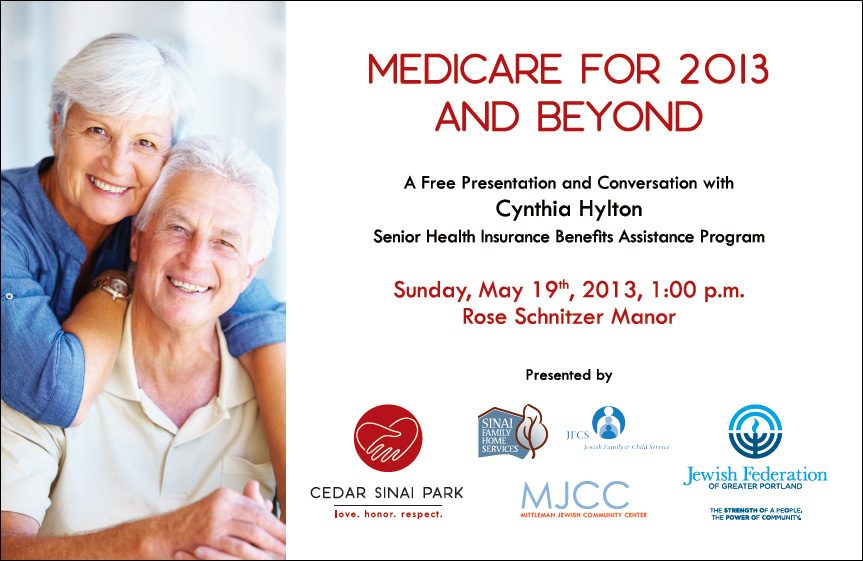 Medicare Lecture Flyer