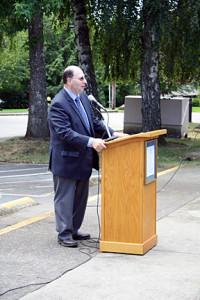 david podium