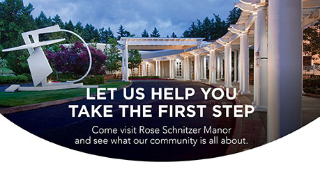 Let Us Help You Take The First Step