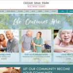 Welcome to the new CedarSinaiPark.org!
