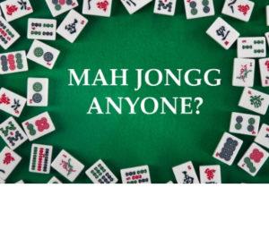 Friends of Robison Annual Mah Jongg Tournament!